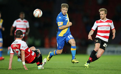 Doncaster Rovers v Derby County - Sky Bet Football League Championship