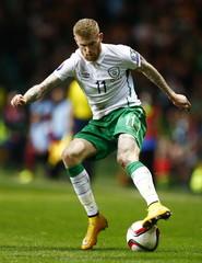 Scotland v Republic of Ireland - UEFA Euro 2016 Qualifying Group D