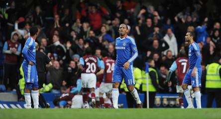 Chelsea v Aston Villa Barclays Premier League