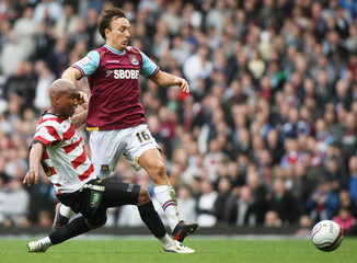 West Ham United v Doncaster Rovers npower Football League Championship
