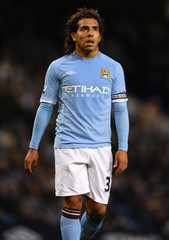 Manchester City v Liverpool Barclays Premier League