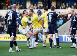 Millwall v Birmingham City npower Football League Championship