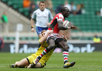 Marriott London Sevens - HSBC Sevens World Series 2013/14