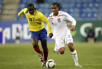 Ecuador XI v England U21 Under 21 International Friendly