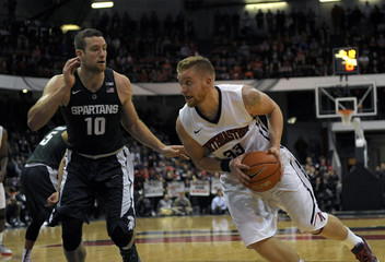 NCAA Basketball: Michigan State at Northeastern