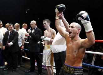 John O'Donnell v Craig Watson British Welterweight Title
