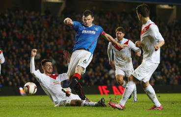 Rangers v Airdrieonians - Scottish League One