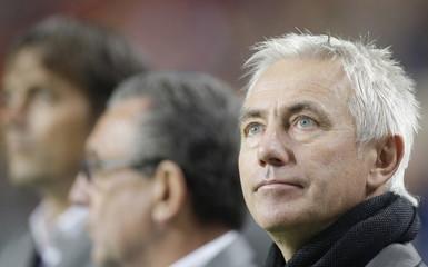 Holland v Sweden UEFA Euro 2012 Qualifying Group E
