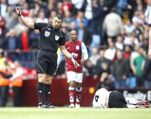 Aston Villa v Liverpool Barclays Premier League