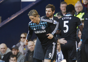 West Bromwich Albion v Chelsea Barclays Premier League