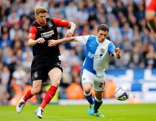 Blackburn Rovers v Huddersfield Town - Sky Bet Football League Championship
