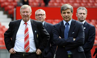 England 2018 Bid Team - FIFA Inspection Visit