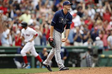 MLB: Tampa Bay Rays at Boston Red Sox