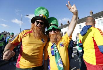 Northern Ireland v Romania - UEFA Euro 2016 Qualifying Group F