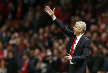 Arsenal v Manchester United - Barclays Premier League