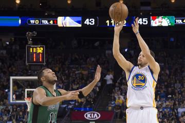 NBA: Boston Celtics at Golden State Warriors