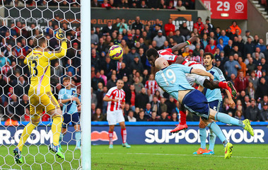 Stoke City v West Ham United - Barclays Premier League