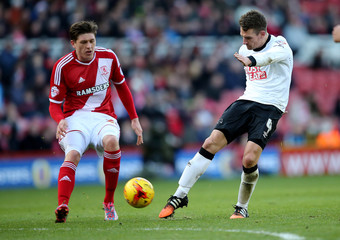 Middlesbrough v Derby County - Sky Bet Football League Championship