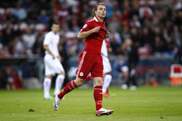 Denmark v Switzerland 2011 UEFA European Under-21 Championship Group A