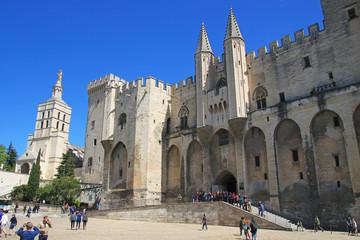 Palais des papes d'Avignon, Vaucluse