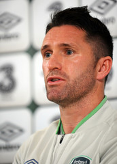 Republic of Ireland Press Conference