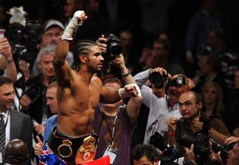 Nikolai Valuev v David Haye WBA Heavyweight Title