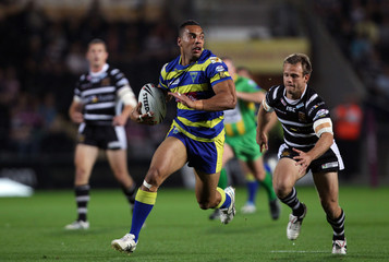 Hull FC v Warrington Wolves engage Super League