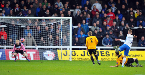 Hartlepool United v East Thurrock United - FA Cup First Round