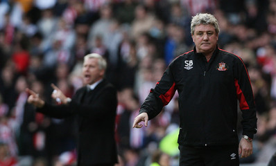 Sunderland v Newcastle United Barclays Premier League