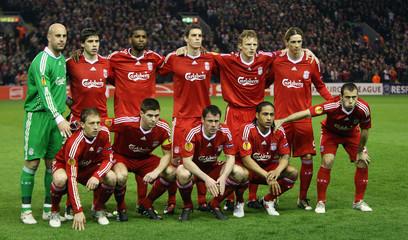 Liverpool v Lille UEFA Europa League Third Round Second Leg