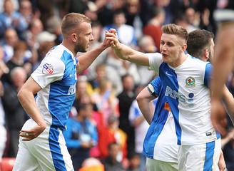 Blackburn Rovers v Wigan Athletic - Sky Bet Football League Championship