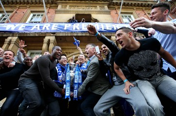 Leicester City - Sky Bet Football League Championship Winners Parade