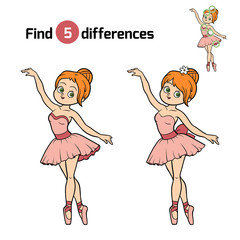 Find differences, Ballerina