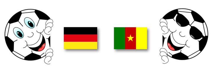 Deutschland Kamerun
