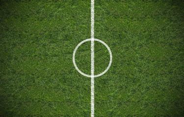 Spielfeld mit Markierung