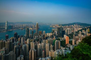 홍콩마천루, Hong Kong City View