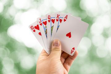 Best Possible Poker Hand Royal Flush