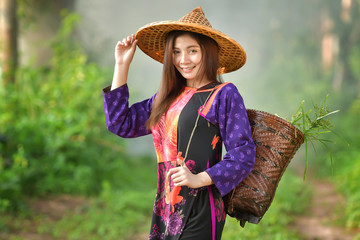 Lisu girl