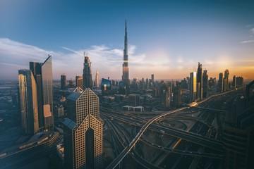 View on Dubai Downtown