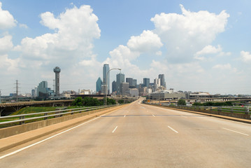Dallas City Highway