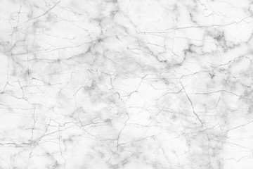White marble texture abstract background pattern with high resolution.