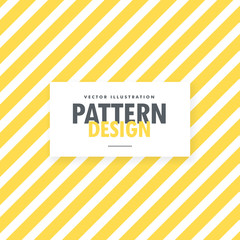 yellow and white stripes vector background