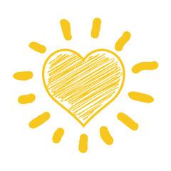 Sonne herzlich