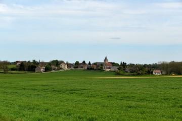 village Oulon