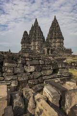 Prambanan Temple Close Up