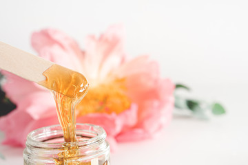 sugar paste for hair removal