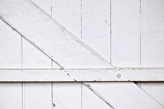 Barn door background