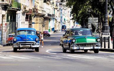 Kuba - Havanna - am Parque Central