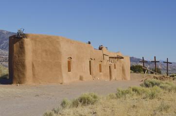 Penitente Morada in Abiquiu, New Mexico