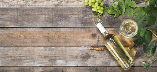 White wine header